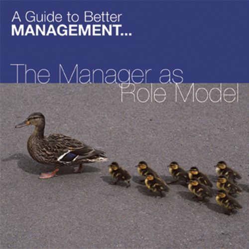 Manager as Role Model