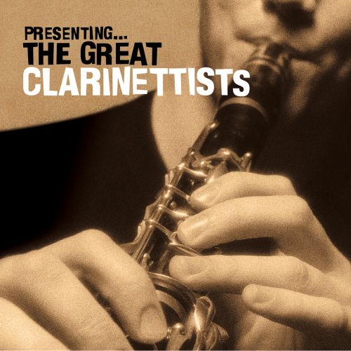 Presenting Great Clarinettist