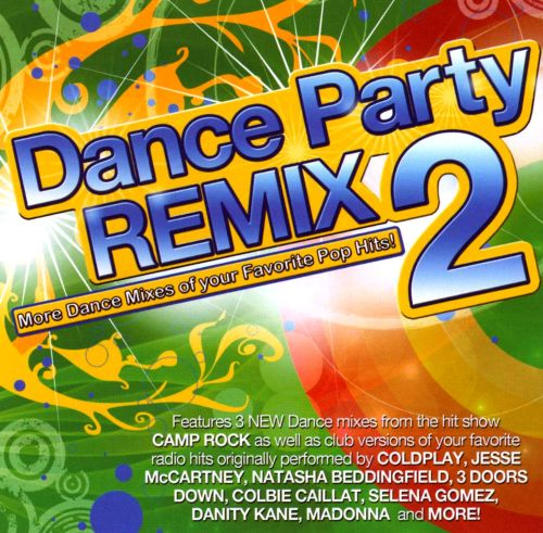 Dance Party Remix, Vol. 2