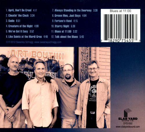 Blues At 11:00: Live At the Boutiki Jazz Warehouse