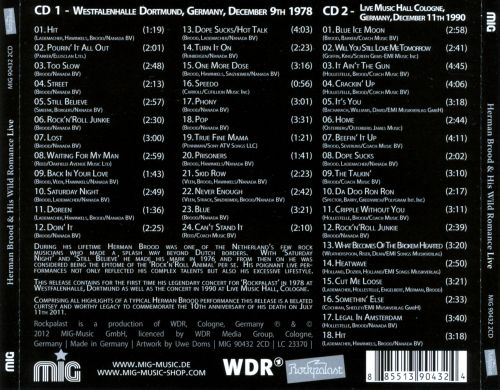Live at Rockpalast 1978 & 1990