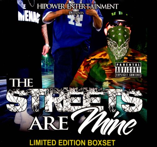 The Streets Are Mine [Limited Edition]