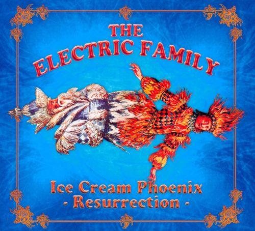 Ice Cream Phoenix: Resurrection