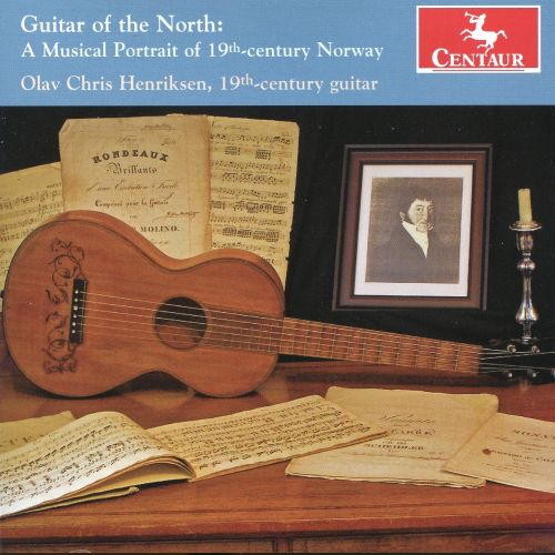 Guitar of the North: A Musical Portrait of 19th Century Norway