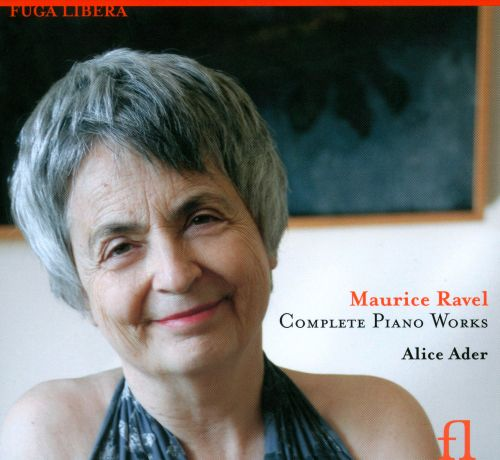Maurice Ravel: Complete Piano Works