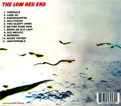 The Low Red End