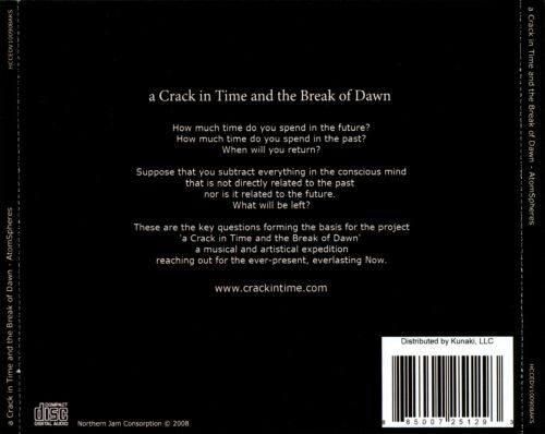 A  Crack in Time and the Break of Dawn