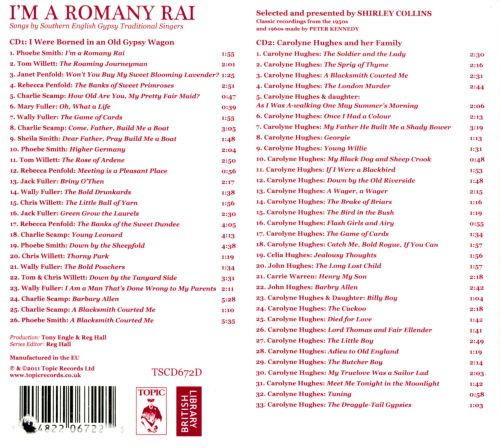 The Voice Of The People: I'm A Romany Rai