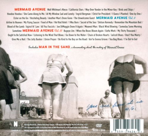 Mermaid Avenue: The Complete Sessions