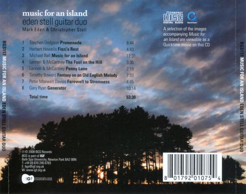 Music for an Island