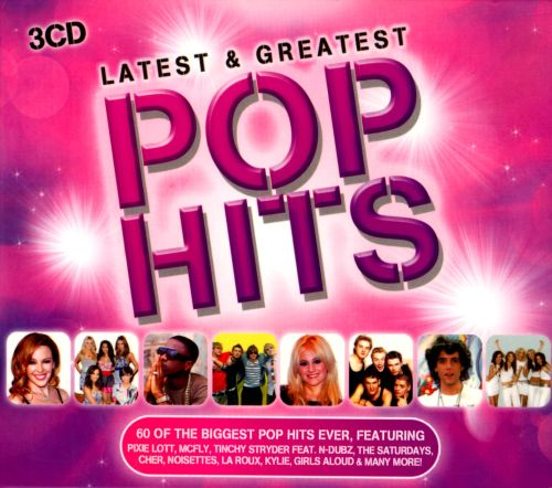 Latest & Greatest Pop Hits [2012]