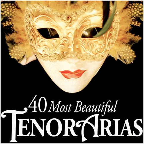 40 Most Beautiful Tenor Arias
