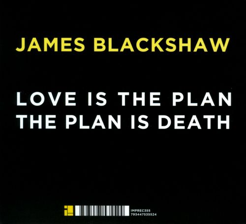 Love Is the Plan, The Plan Is Death