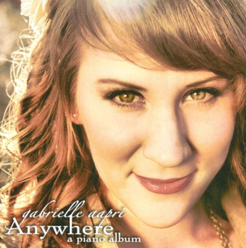 Anywhere: a Piano Album
