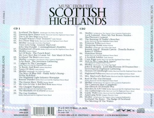 Music from the Scottish Highlands