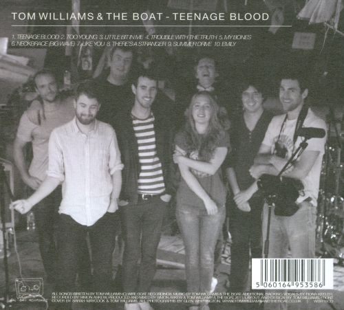 Teenage Blood
