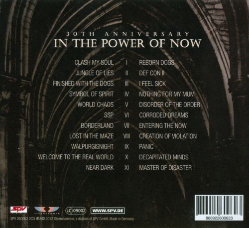 30th Anniversary: In the Power of Now