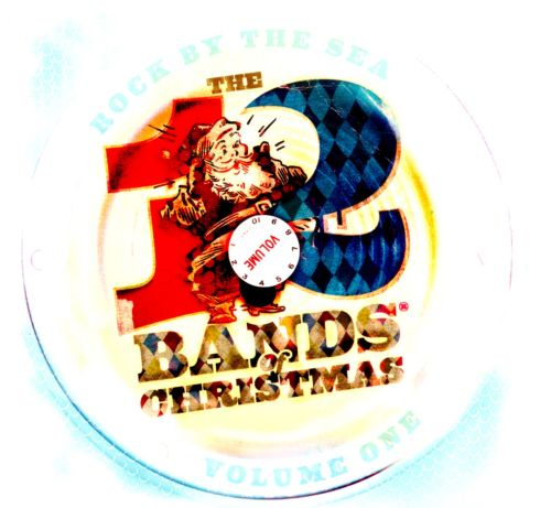 Rock By the Sea: 12 Bands of Christmas, Vol. 1