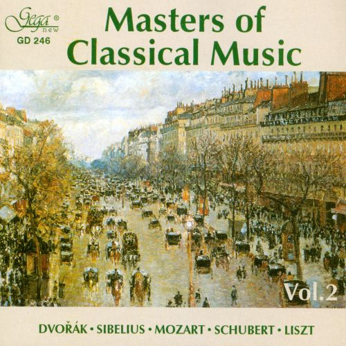 Masters of Classical Music, Vol. 2