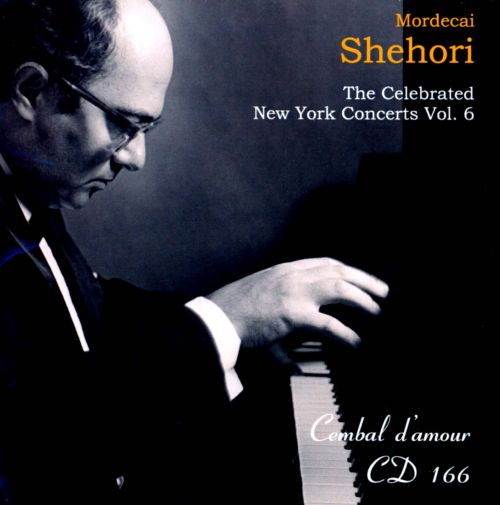 The Celebrated New York Concerts, Vol. 6