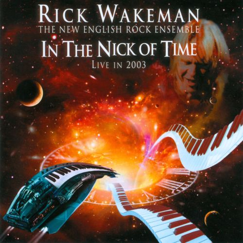 In the Nick of Time: Live in 2003