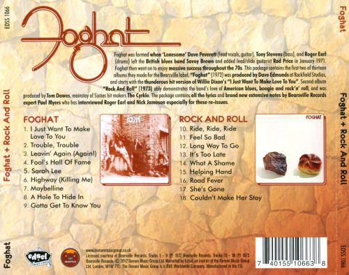 Foghat/Rock and Roll