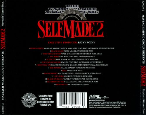 Maybach Music Group Presents Self Made, Vol. 2: The Untouchable Empire