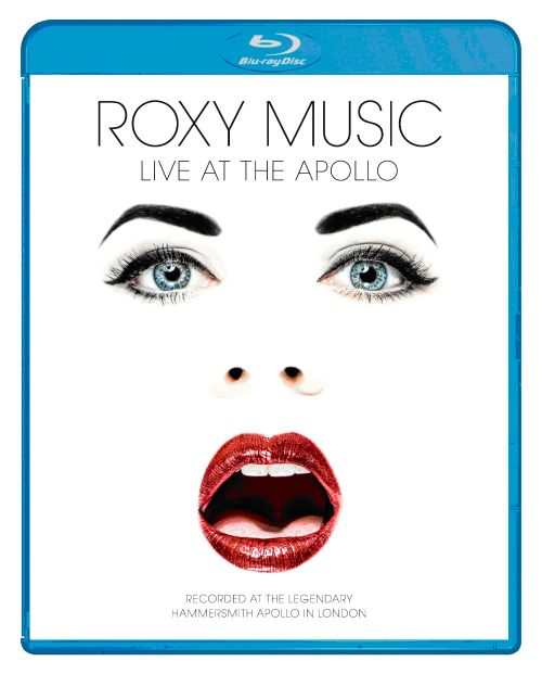 Live at the Apollo [Video/DVD]