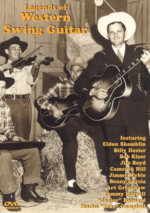 Legends of Western Swing Guitar