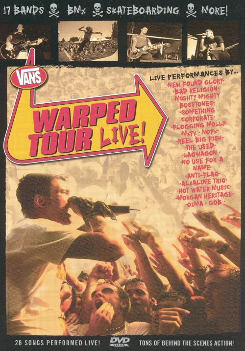Warped Tour 2002 [DVD]