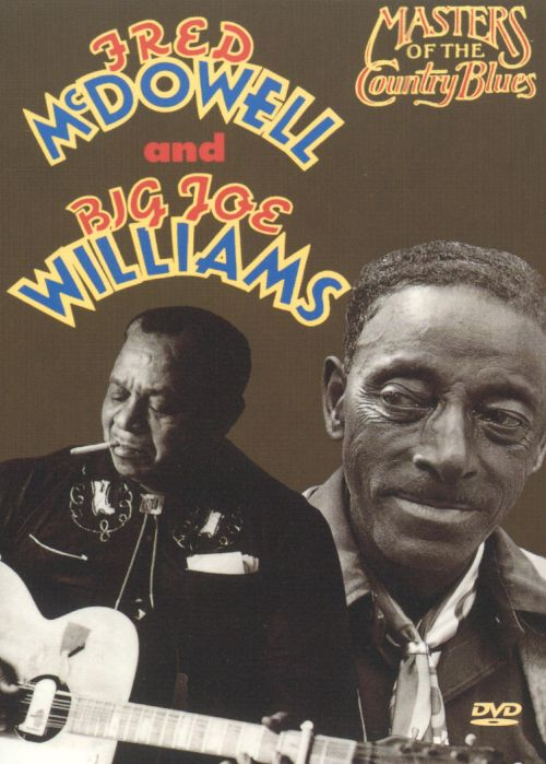 Masters of the Country Blues [Video/DVD]