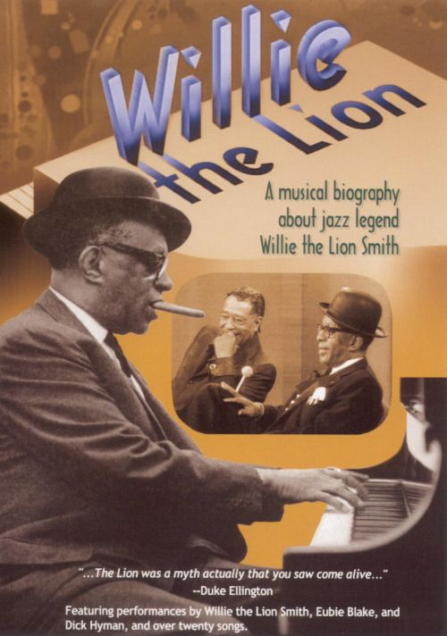 Willie the Lion [Video/DVD]