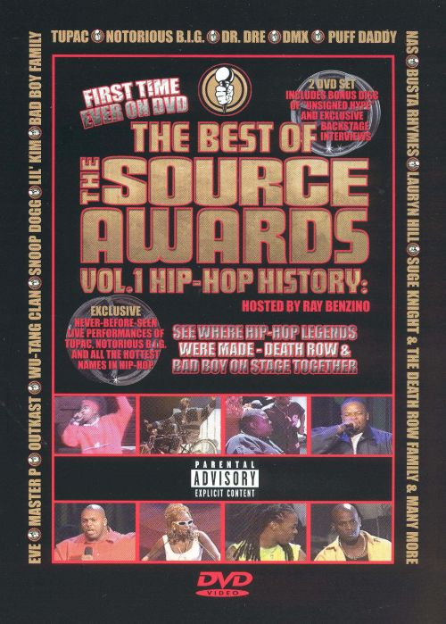 The Best of Source Awards, Vol. 1