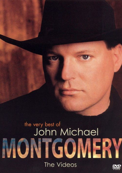 The Very Best of John Michael Montgomery: The Videos