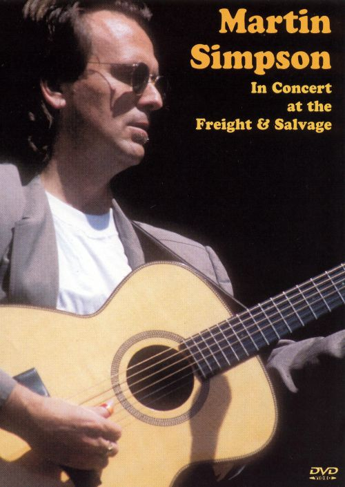 In Concert at the Freight and Salvage [Video]