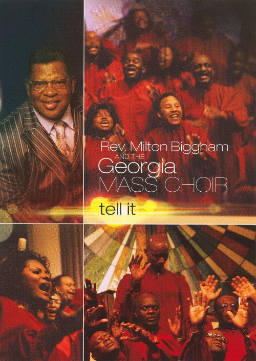 Tell It [DVD]