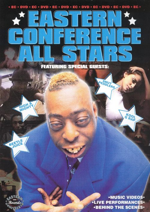 Eastern Conference All-Stars [DVD]