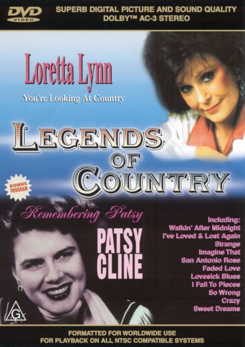 Legends of Country [Video/DVD]