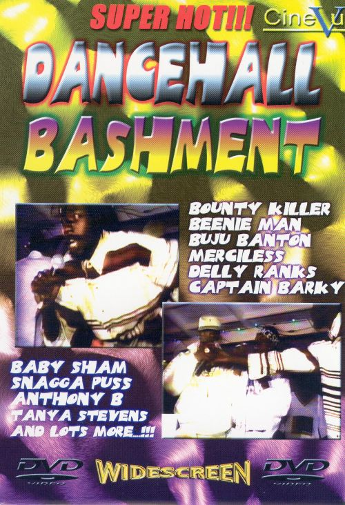 Dancehall Bashment [DVD]