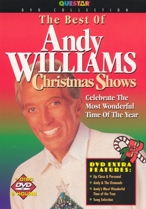 The Best of Andy Williams Christmas Shows [Video/DVD]