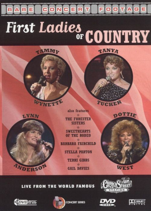 First Ladies of Country [K-Tel DVD]