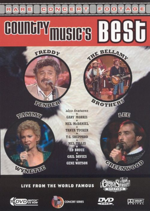 Country Music's Best [K-Tel]