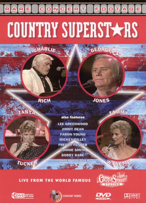 Country Superstars [DVD]