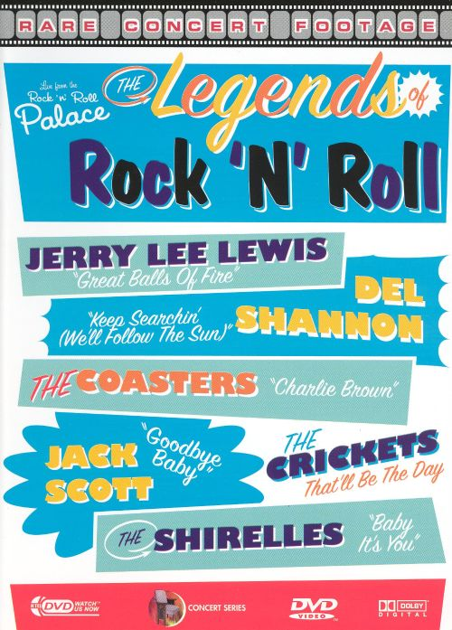 Legends of Rock 'N' Roll [K-Tel]