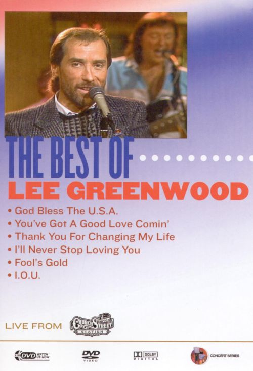 The Best of Lee Greenwood [DVD]
