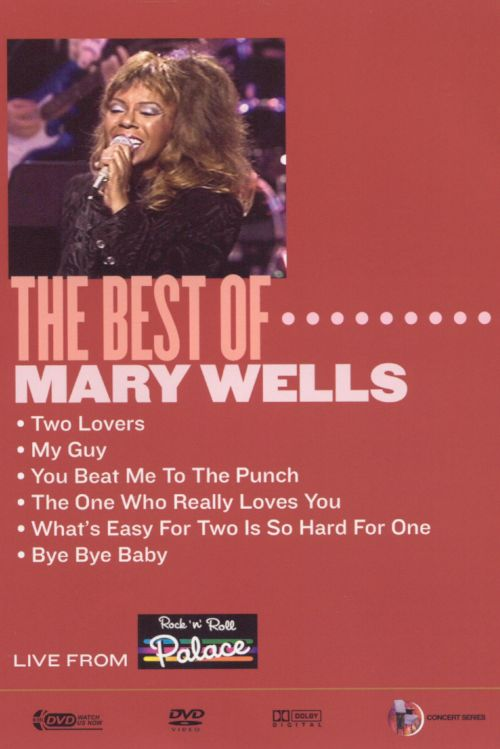 Best of Mary Wells [K-Tel]