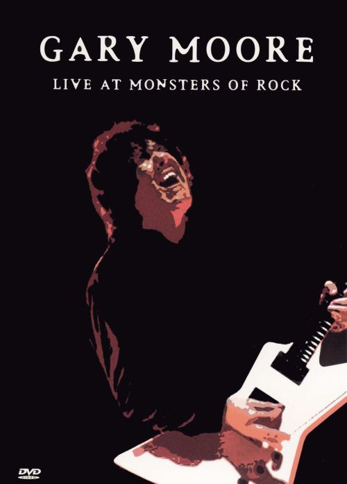 Live at Monsters of Rock [DVD]