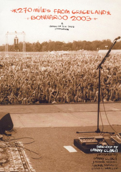 Live from Bonnaroo 2003 [DVD]