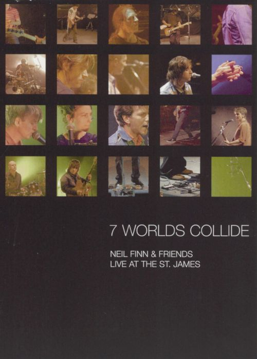 7 Worlds Collide [DVD]