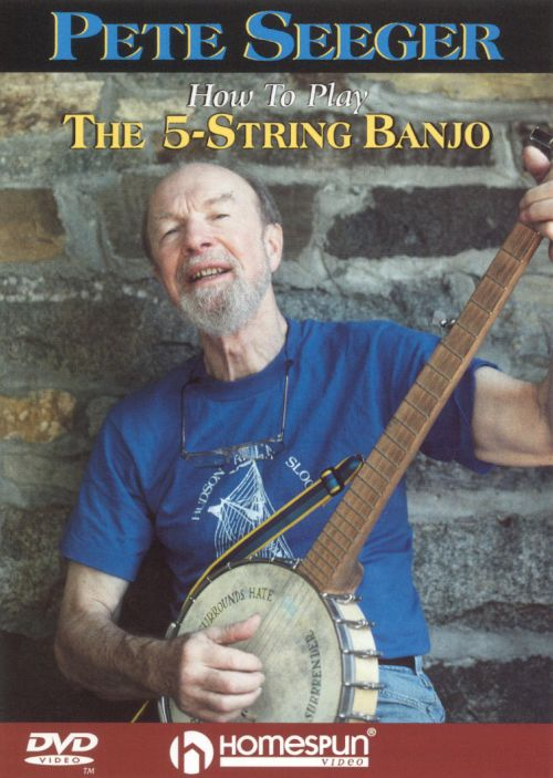 How to Play the 5-String Banjo [DVD]